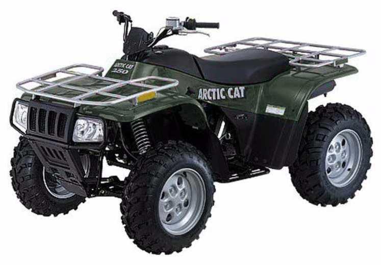 Arctic Cat 250 Tires
