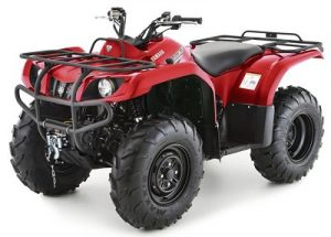 Yamaha Grizzly 350 Tires