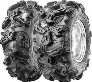Maxxis Maxxzilla ATV Tire with 1 1/2 inch tread