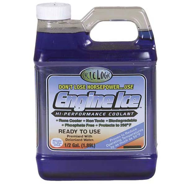 engine ice atv and motorcycle coolant