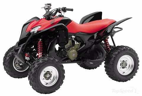 Honda 700XX Tires