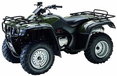 Honda Rancher 350 Tires