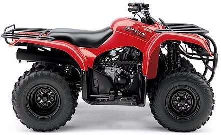 Yamaha Bruin 250 Tires
