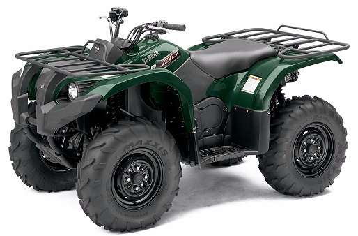 Yamaha Grizzly 450 Tires
